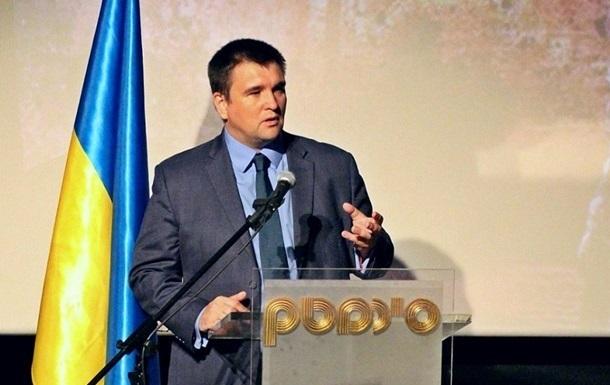 Клімкін дав пораду Зеленському щодо спілкування з Путіним
