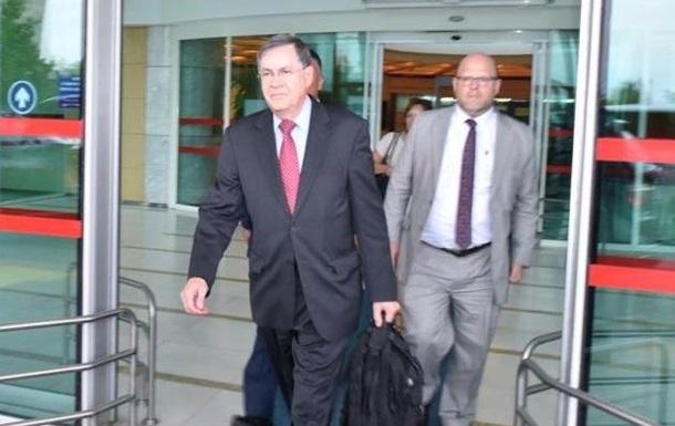 Новий посол США прибув до Туреччини