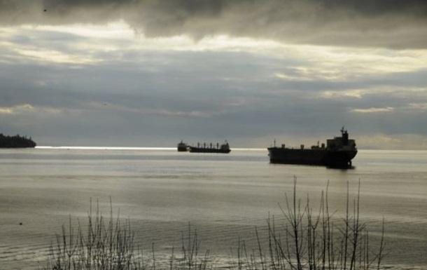 Катери Ірану намагались спинити британський танкер