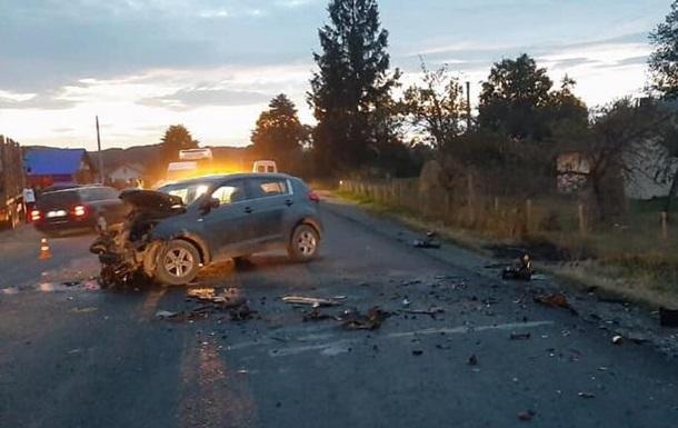 В ДТП в Ивано-Франковской области погибли двое детей