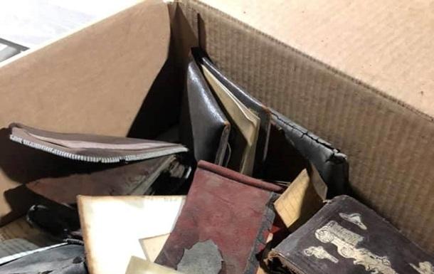 В старой школе нашли украденный 75 лет назад кошелек