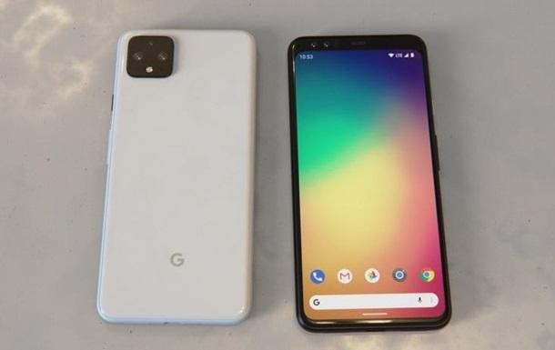 Google Pixel 4: фото