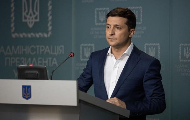 Зеленский провел  чистку  местных чиновников