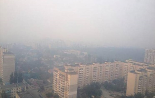 В Луцке обнаружили опасный уровень загрязнения воздуха
