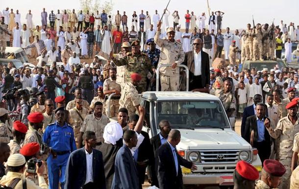 Влада Судану повідомила про спробу держперевороту