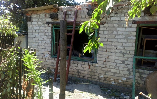 A man died after the bombing in the Donetsk region