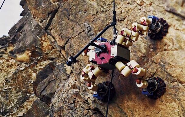 Робот-скалолаз NASA покорил гору в Долине смерти