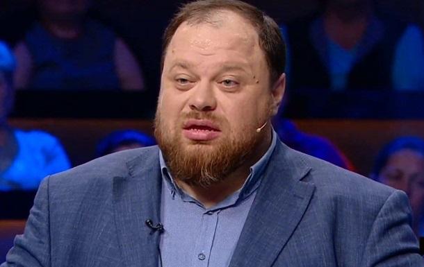 Стефанчук: Виборчий кодекс прийнятий з порушеннями