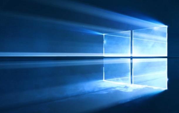 Microsoft представила безпарольну Windows 10