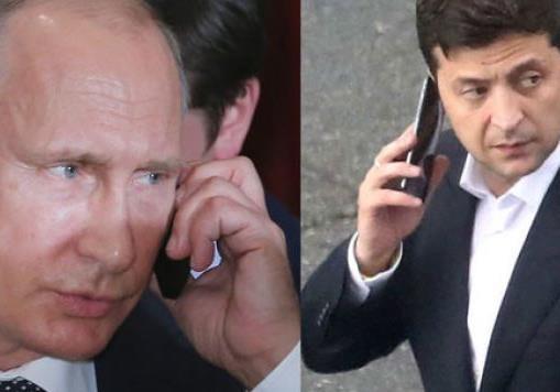Искусная многоходовка: что предшествовало звонку Зеленского Путину