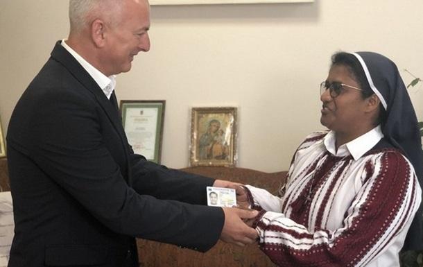 Зеленський дав громадянство проповідниці з Індії