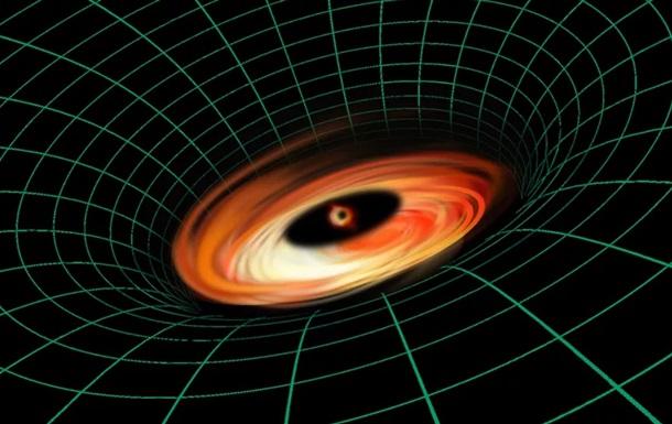 Астрономы обнаружили у черной дыры аномалию