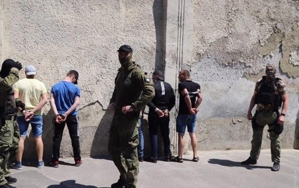 Из Одесской колонии вывезли всех заключенных