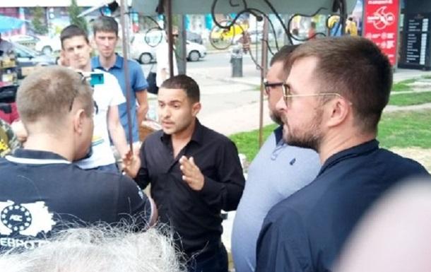 Знятий з виборів  слуга народу  Куницький з командою увірвалися у ЦВК