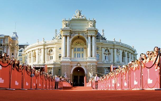 В Одессе сегодня стартует Международный кинофестиваль