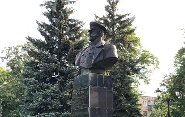 Восстановление памятника Жукову: Институт Нацпамяти обратился в ГПУ