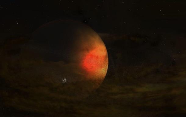 Астрономи вперше стали свідками утворення дисків у планети