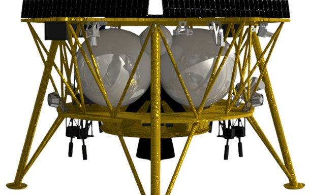 США построят в Украине лунный аппарат