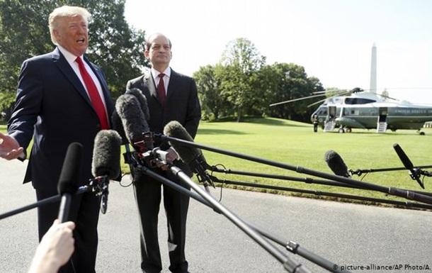 Міністр праці США Акоста пішов у відставку