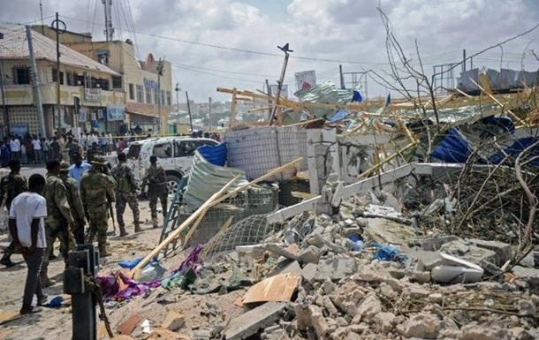 Кількість жертв атаки на готель у Сомалі зросла до 26