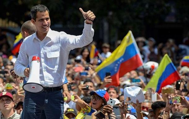 Гуайдо: Власти Венесуэлы похитили двух оппозиционеров