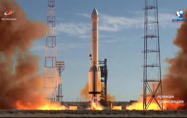 Россия запустила ракету Протон с телескопом