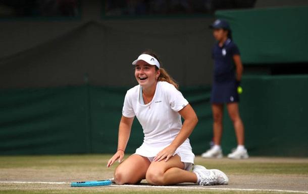 Украинка Снигур выиграла Уимблдон, завоевав дебютный титул Большого шлема