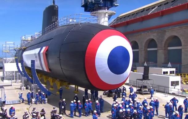 У Франції побудували атомний підводний човен нового покоління