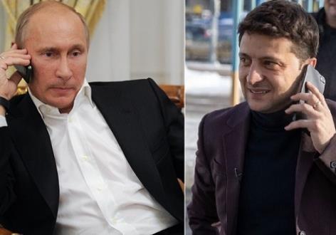 Поговорили: почему важен телефонный разговор между Зеленским и Путиным