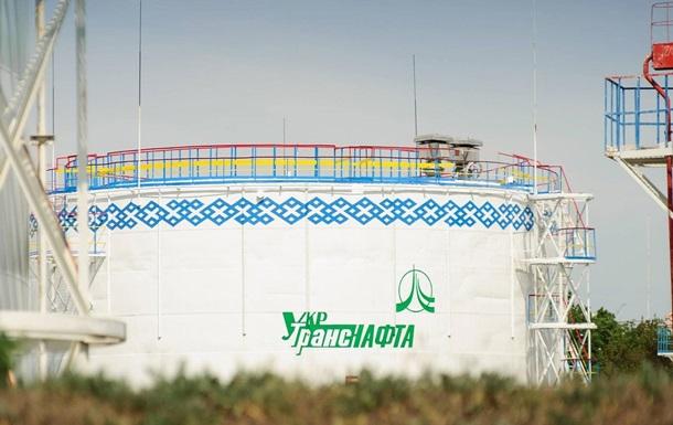 Укртранснафта почала качати американську нафту