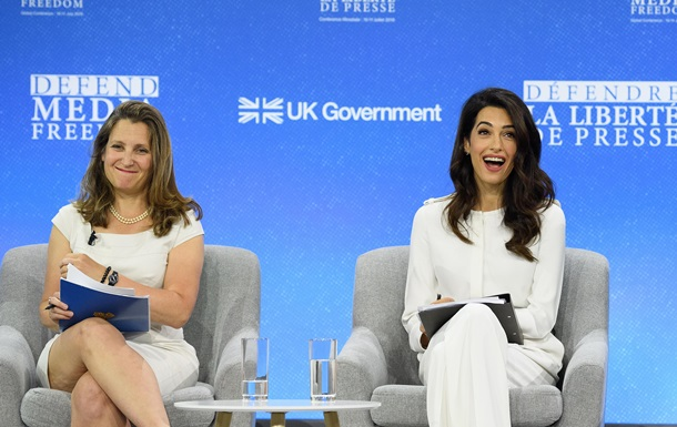 Канада и Британия создают коалицию по свободе СМИ