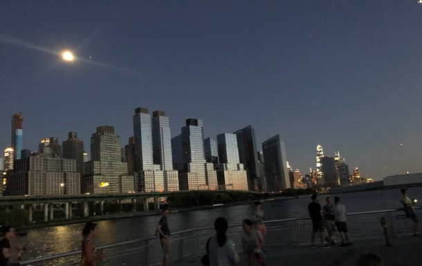 У Нью-Йорку стався масштабний блекаут