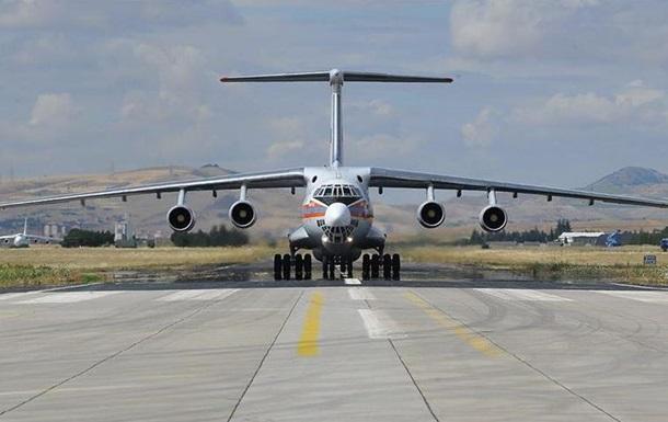 До Туреччини прибув п ятий літак з елементами С-400