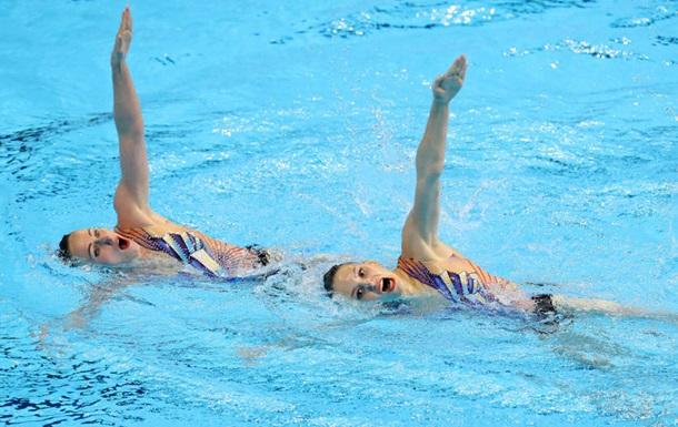 Синхронистки принесли Украине первую медаль чемпионата мира по водным видам спорта