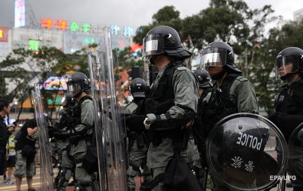 У Гонконгу знову почалися масові заворушення