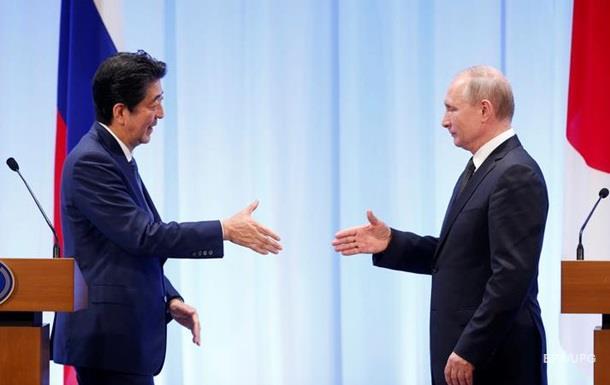 Росія відмовилася обговорювати передачу островів Японії - ЗМІ