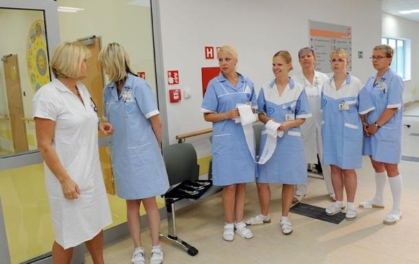 Украина стала одним из главных поставщиков врачей для Чехии