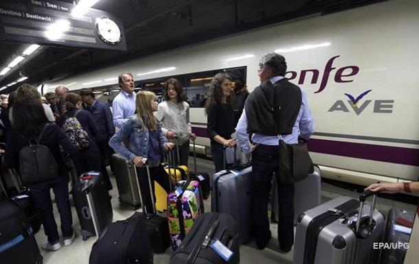 В Іспанії скасували сотні рейсів через страйк