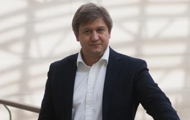 Данилюк у РНБО отримує вдвічі більше за Турчинова