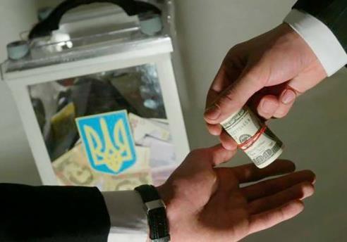 Василь Брензович активно купує голоси виборців