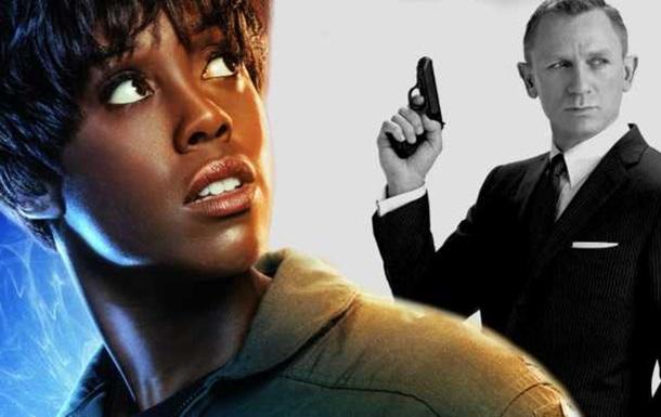 В фильмах о Бонде агентом 007 станет женщина