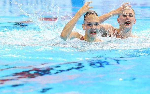 Збірна України із синхронного плавання виграла історичне золото ЧС