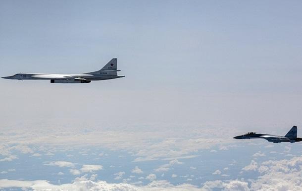 Финляндия подняла истребители из-за военных самолётов РФ