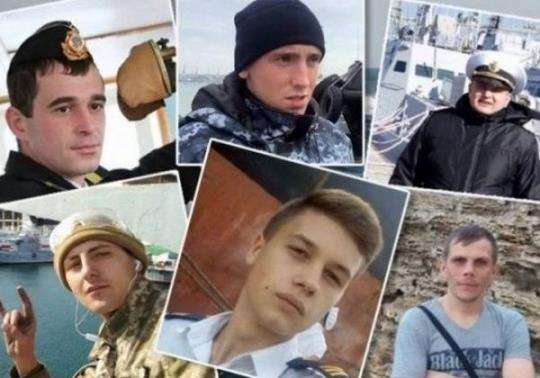 Чи вплинуть публічні заяви на звільнення з полону українських моряків