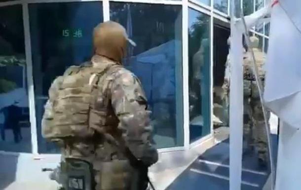 В налоговой милиции Днепропетровщины провели обыск - СМИ