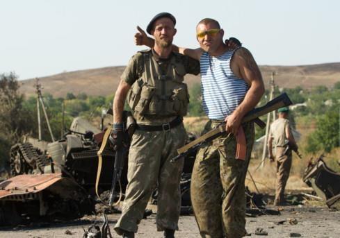 В  Л/ДНР  набирают в войска наркоманов и больных СПИДом