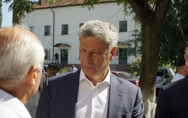 Бойко обещает пересмотр пенсионной реформы после выборов