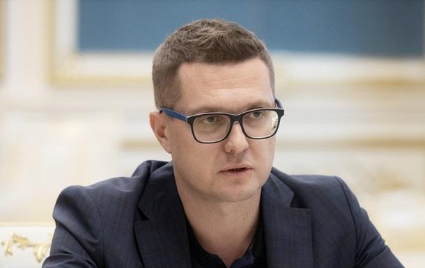Баканов заявив, що Зеленський не дзвонив з приводу  чорта  з Борисполя