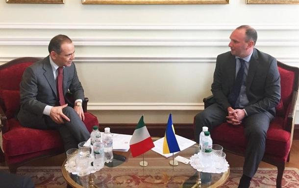 Посла Італії викликали в МЗС через справу Марківа
