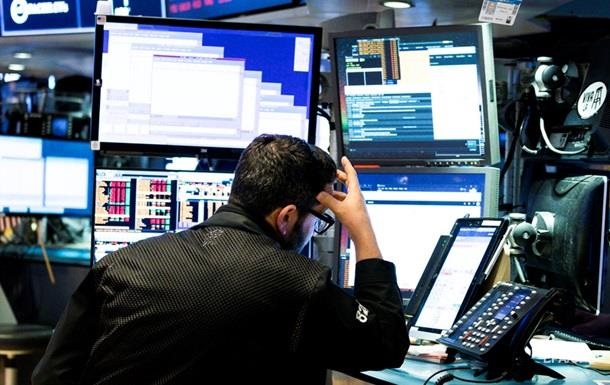 Фондовий ринок США закрився падінням
